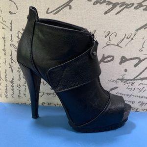 Simply Vera Vera Wang Booties — worn once